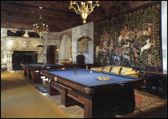 Castle-Billard-Room